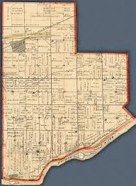 Map Of Northern Ohio by Providence Township Lucas County Oh