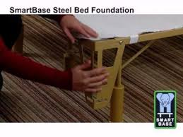 night therapy smart base bed frame youtube