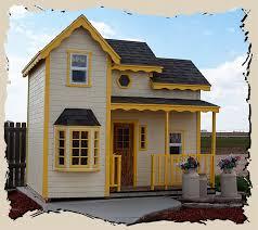 cottage kit backyard play place