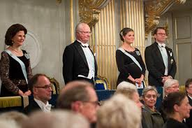 members of the swedish royal family attend a gala in stockholm