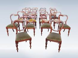 regency dining chair sets