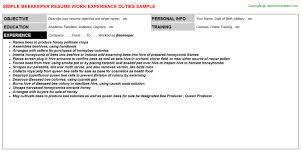 Sonographer Resume Beekeeper Resume Sample