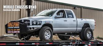 Ford Diesel Truck Pull - home