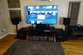 placement of subwoofer in home theater 1 big sub vs 2 smaller subs subwoofer 101