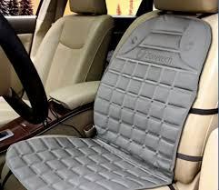 zone tech car heated seat cover cushion warmer 12v heating