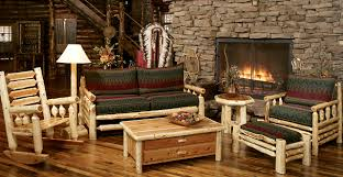 norseman sofa rustic furniture mall by timber creek