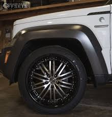 liberty jeep black wheel offset 2011 jeep liberty flush stock custom rims