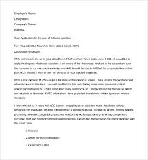 editorial assistant cover letter template good cover letters cv