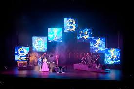 led video walls showmax events
