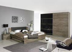 mobilier chambre contemporain chambre adulte italienne complète palma style coloris blanc avec