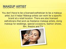 how to become a licensed makeup artist 10 career possibilities with an esthetician license