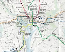 dc metro rail map the best worst subway map designs from around the