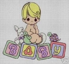 moments baby blocks crochet pattern