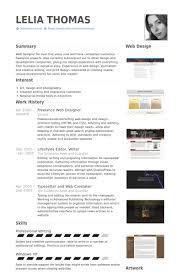 web resume exles freelance web designer resume sles visualcv resume sles