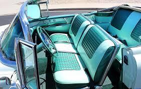 Buick Roadmaster Interior 1955 Buick Roadmaster Convertible Dover White Over Belfast Green