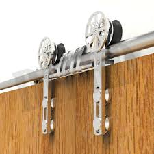 Barn Door Accessories by Aliexpress Com Buy Diyhd 5ft 13ft Stainless Steel Sliding Barn