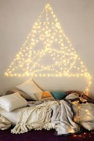 light bedroom ideas fairy light wall inspirational lights bedroom best of ideas lovely