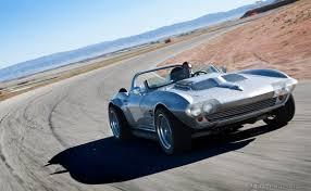 fast and furious corvette driving the fast five 1963 corvette grand sport corvette
