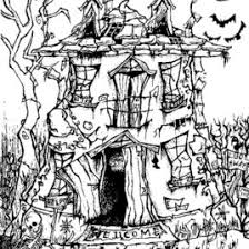halloween coloring pages adults halloween arts halloween