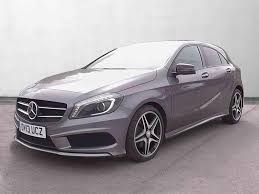 used 2013 mercedes benz a class a200 blueefficiency amg sport 5dr