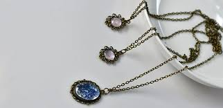 vintage necklace pendants images Pandahall tutorial on how to make vintage necklaces with tibetan jpg