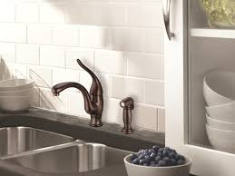 rubbed bronze kitchen faucet magnificent rubbed bronze kitchen faucet and different chrome