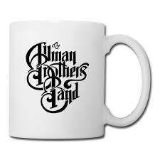 ericp allman brothers band logo ceramic coffee mug hurry check