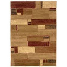 coastal yellow area rugs rugs the home depot