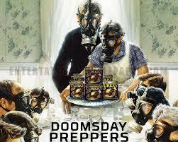 Doomsday Preppers Meme - urban fantasist weird geek