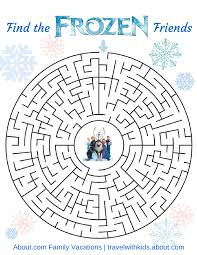 printable frozen images 14 free disney printable word searches mazes games