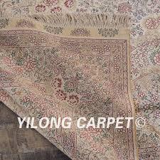 Traditional Persian Rug by Yilong 5 U0027x8 U0027 Light Color Traditional Persian Design Rug Handmade