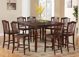 East West Furniture Dining Sets  Collections Sears - Dining room table sets counter height