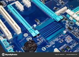 carte mere ordinateur bureau une ordinateur bureau carte mère avec composants électroniques