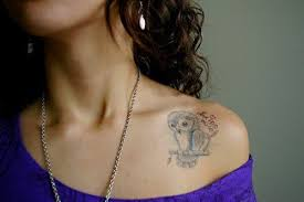 what you need to know about collarbone tattoos tatring