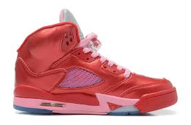 day jordans air 5 retro gs s day ion pink for sale