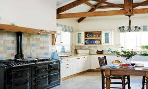 kitchen wall tiles country kitchen design ideas with tiles