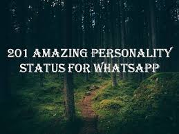 35 Top Personal Development Facebook - amazing personality status for whatsapp