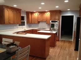wonderful restaining kitchen cabinets modern black pickled oak