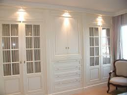 Bedroom Wall Closet Designs Shabby Chic Interiors Un Nuovo Progetto Interior Design