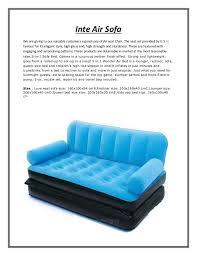 Sofa Wholesale Intex Air Sofa Wholesale Supplier Exporter U0026 Importer