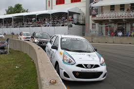 nissan micra race car live stream of the 2 nd micra cup race knw
