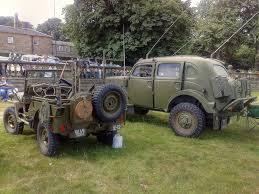 vintage military jeep willys jeep and volvo tp21 sugga radiocar wortley hall vin u2026 flickr