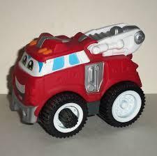 tonka fire truck tonka chuck and friends motorized boomer the fire truck hasbro