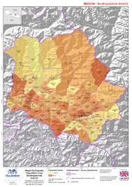 Maps Nepal by Nepal Earthquake April 2015 Mapaction
