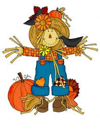 thanksgiving scarecrow clipart 31