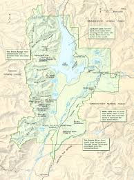 Grand Canyon National Park Map 24 High Resolution National Park Maps