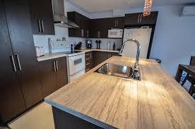stratifié comptoir cuisine comptoir de cuisine stratifié photos de design d intérieur et