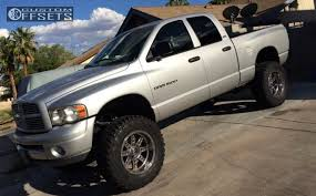 2003 dodge ram tires 2003 dodge ram 1500 xd diesel fabtech suspension lift 6in 3in