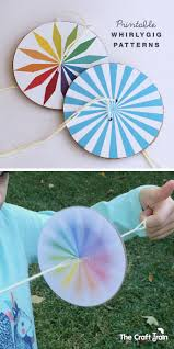 how to make a whirlygig craft activities and toy