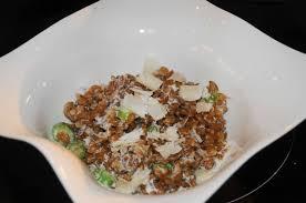 cuisiner le petit eautre risotto de petit epeautre